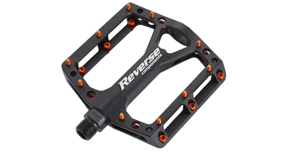 Reverse Black One Pedaler sort
